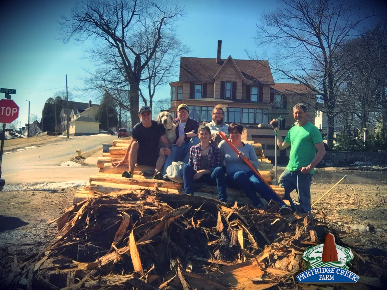 Ishpeming Community Garden Volunteering