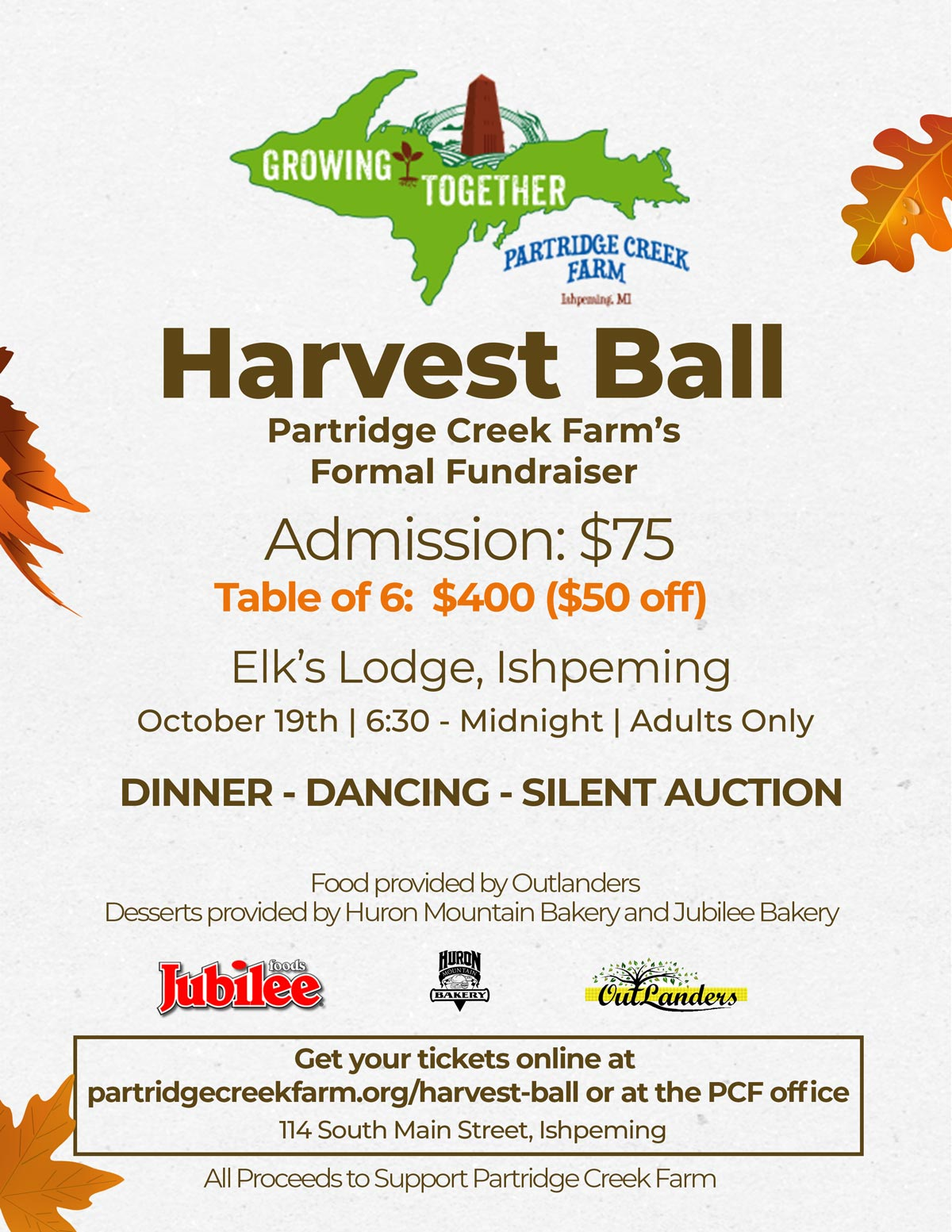 PCF-Harvest-Ball-Flyer-2019